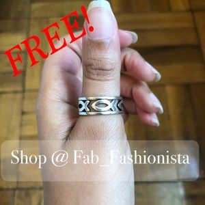 FREE Retired James Avery ring